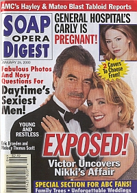 Soap Opera Digest - January 25, 2000