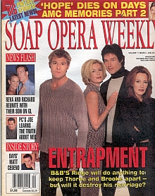 Soap Opera Weekly January 25, 2000