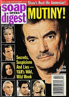Soap Opera Digest Jan. 25, 2005