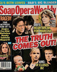 Soap Opera Weekly January 25, 2005