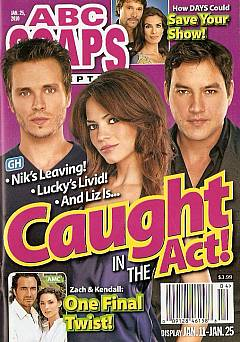 ABC Soaps In Depth January 25, 2010