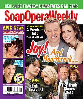 Soap Opera Weekly - January 25, 2011