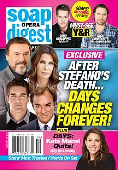 Soap Opera Digest Jan. 25, 2016