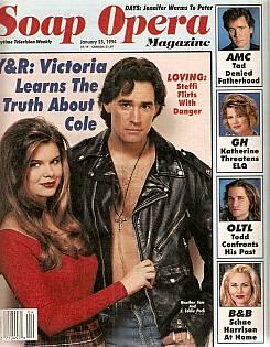January 25, 1994 issue of Soap Opera Magazine