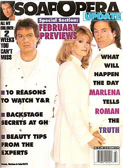 Soap Opera Update January 25, 1994
