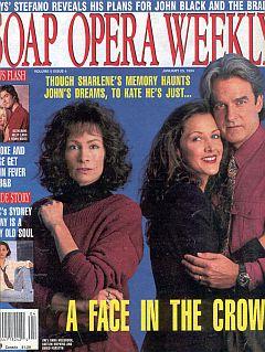 Soap Opera Weekly January 25, 1994