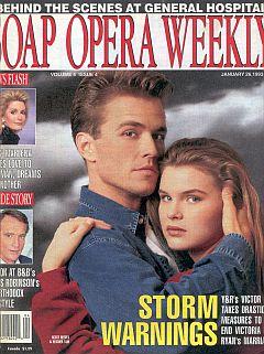 Soap Opera Weekly January 26, 1993