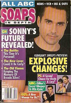 ABC Soaps In Depth Jan. 26, 1999
