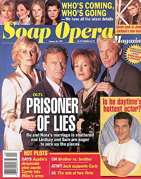 Soap Opera Magazine Jan. 26, 1999