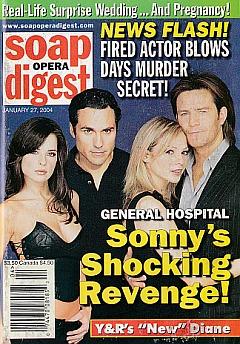 Soap Opera Digest Jan. 27, 2004