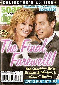 Soap Opera Digest January 27, 2009