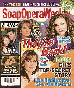 Soap Opera Weekly January 27, 2009