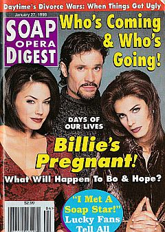 Soap Opera Digest - January 27, 1998
