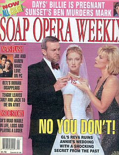 Soap Opera Weekly January 27, 1998