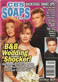 CBS Soaps In Depth January 28, 2003