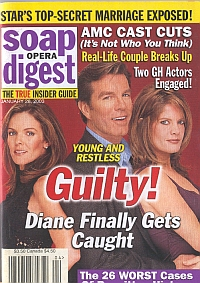 Soap Opera Digest Jan. 28, 2003