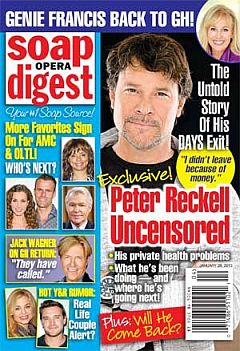 Soap Opera Digest Jan. 28, 2013