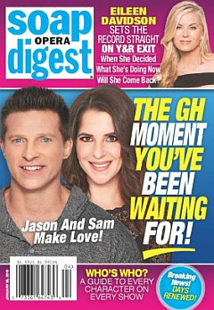 Soap Opera Digest January 28, 2019