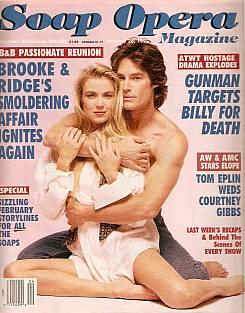 January 28, 1992 issue of Soap Opera Magazine