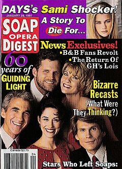 Soap Opera Digest - January 28, 1997