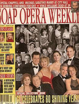 Soap Opera Weekly January 28, 1997