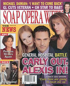 Soap Opera Weekly January 29, 2002