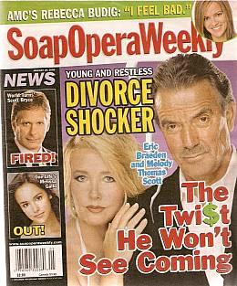 Soap Opera Weekly Jan. 29, 2008
