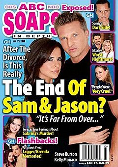 ABC Soaps In Depth magazine dated January 29, 2018