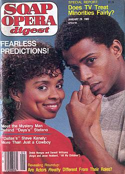 January 29, 1985 Soap Opera Digest