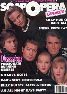 Soap Opera Update January 29, 1990