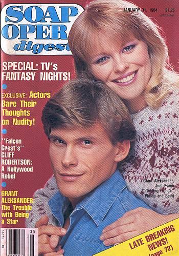 January 31, 1984 Soap Opera Digest