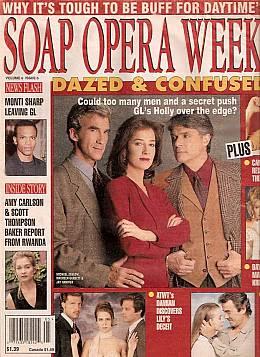 Soap Opera Weekly January 31, 1995