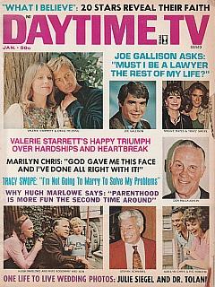Daytime TV - January 1973