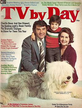 TV By Day - January 1974