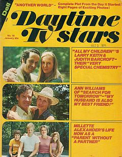 January 1975 issue of Daytime TV Stars
