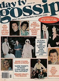 Day TV Gossip January 1977