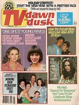 TV Dawn To Dusk January 1977