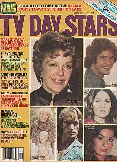 TV Day Stars January 1977