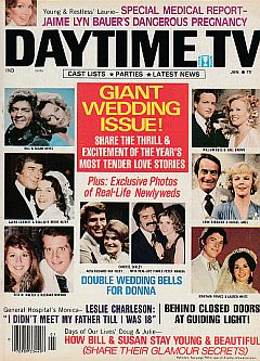 Daytime TV - January 1978