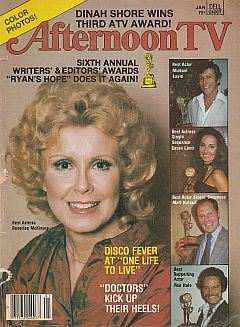 Afternoon TV January 1979