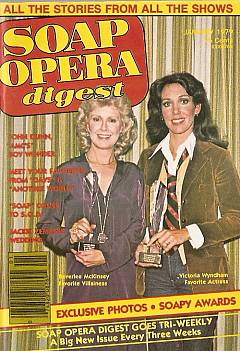 January 1979 issue of Soap Opera Digest