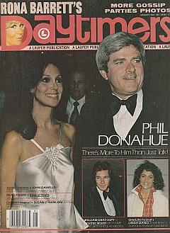 Rona Barrett's Daytimers January 1980