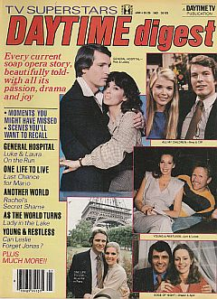 Daytime Digest January 1981