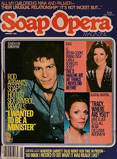 Soap Opera Magazine January 1981