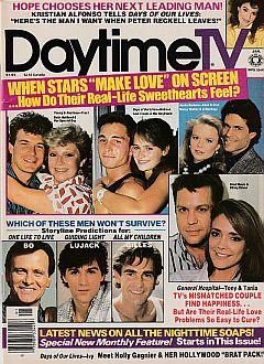 Daytime TV January 1986