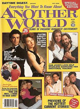 Another World Collector's Issue 1991