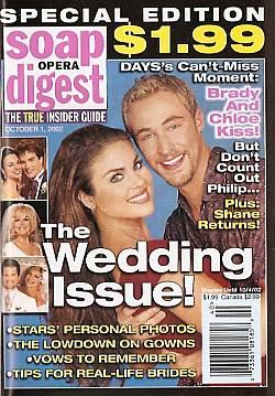 Soap Opera Digest Oct. 1, 2002