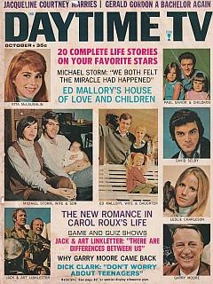 Daytime TV October 1970