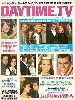 Daytime TV - October 1973