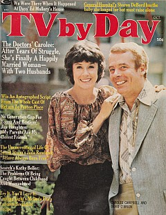 TV By Day October 1973
